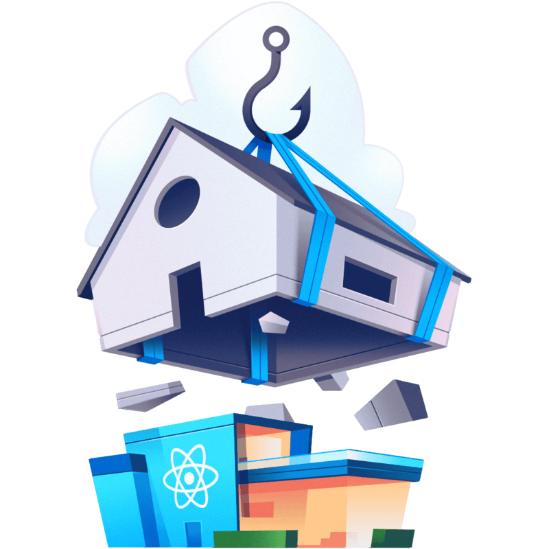 Introduction to Refactoring a React Application to React
