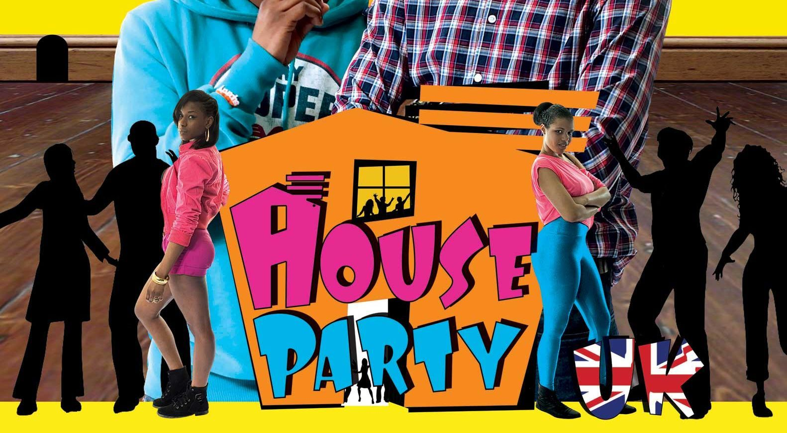 90's House party House party stage Pinterest