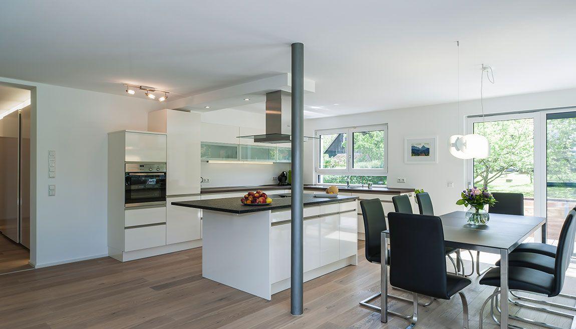 Offene Küche mit Essbreich Küchen Pinterest - bilder offene küche