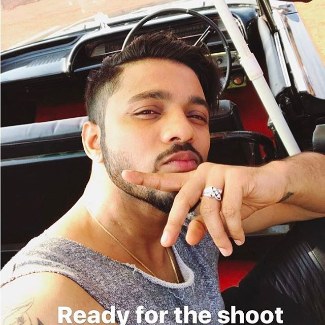 Shoot Shuru Mr Buttar And Raftaar Soon Raa Raftaar Dnhartists