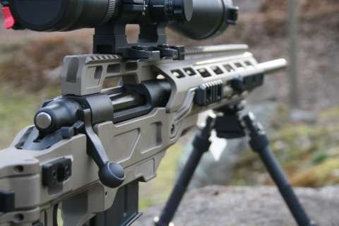 Drake Associates, Cadex Strike 33 Chassis System with