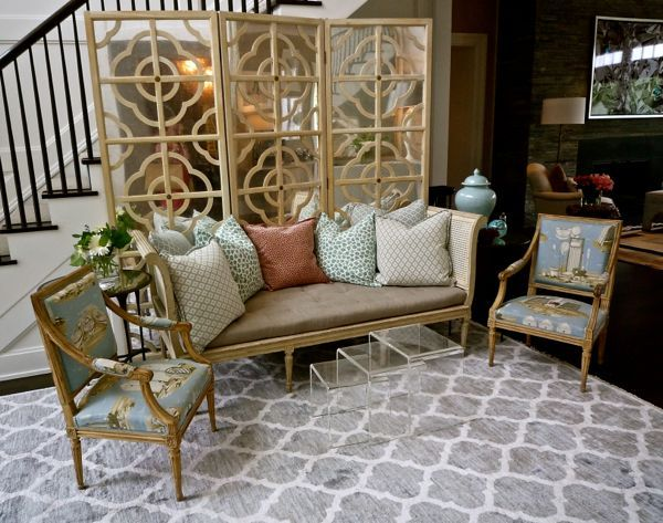 DESIGN DICTIONARY: Quatrefoil And Barbed Quatrefoil   Decor Arts Now