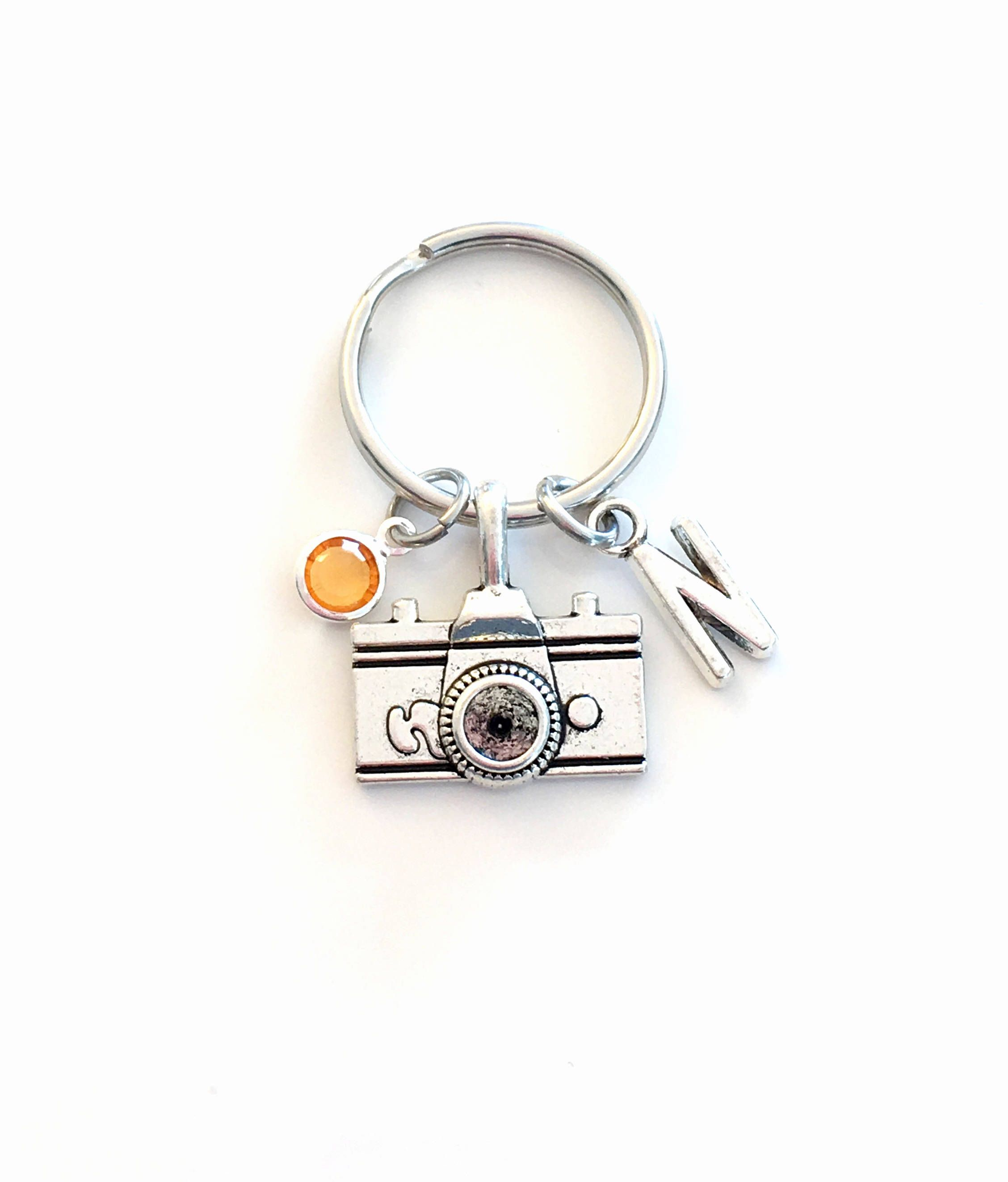 Gift for Photographer Keychain 5da6a33071