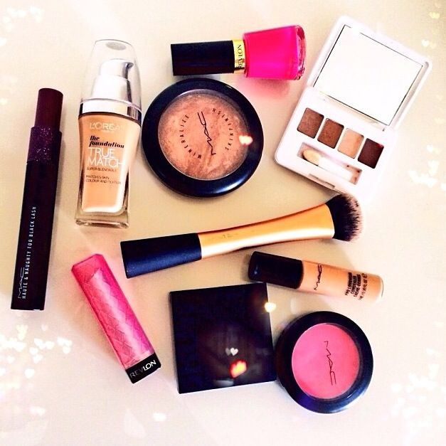 My favourite every day make up