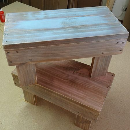These baby step stools are fun to make and small children can use then as seats & These baby step stools are fun to make and small children can use ... islam-shia.org