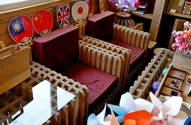 Taiwan, Carton King Restaurant
