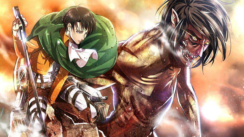 Levi Attack Titan Attack On Titan Shingeki No Kyojin 4k 19180 Attack On Titan Attack On Titan Anime Attack On Titan Levi