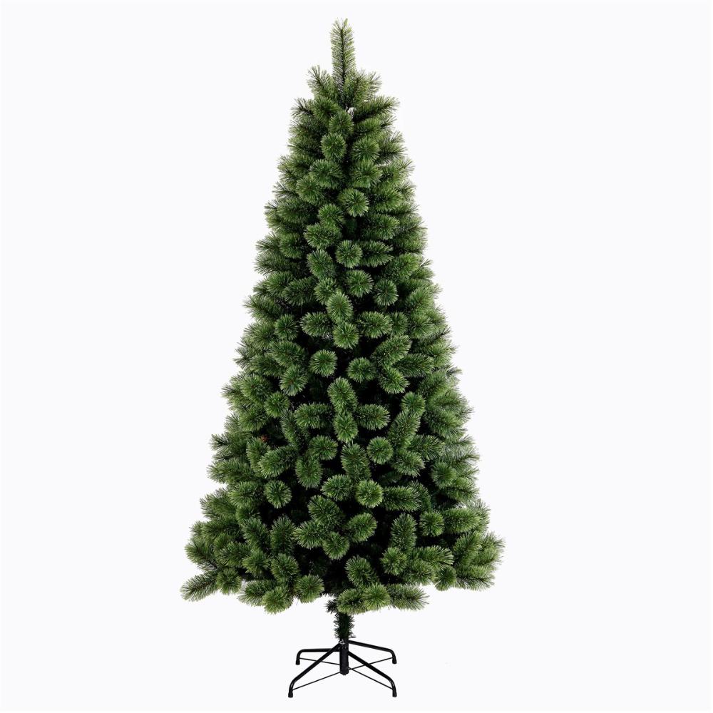 Grand Pine Christmas Tree 229cm Green Big W Pine Christmas Tree Frosted Christmas Tree Noble Fir Christmas Tree