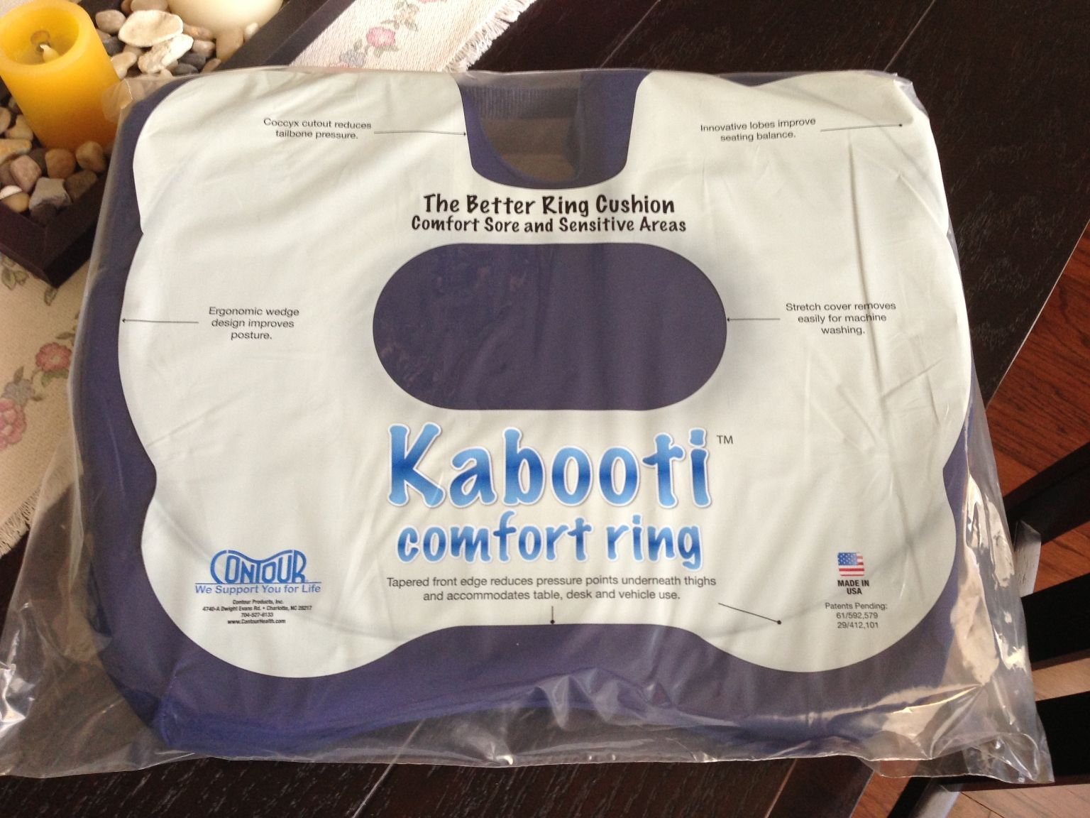 Kabooti Seat Cushion Donut Cushion Cushions Maternity Pads