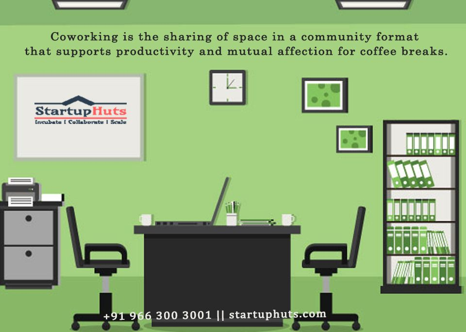 CoWorking Space in Bangalore Coworking space, Shared