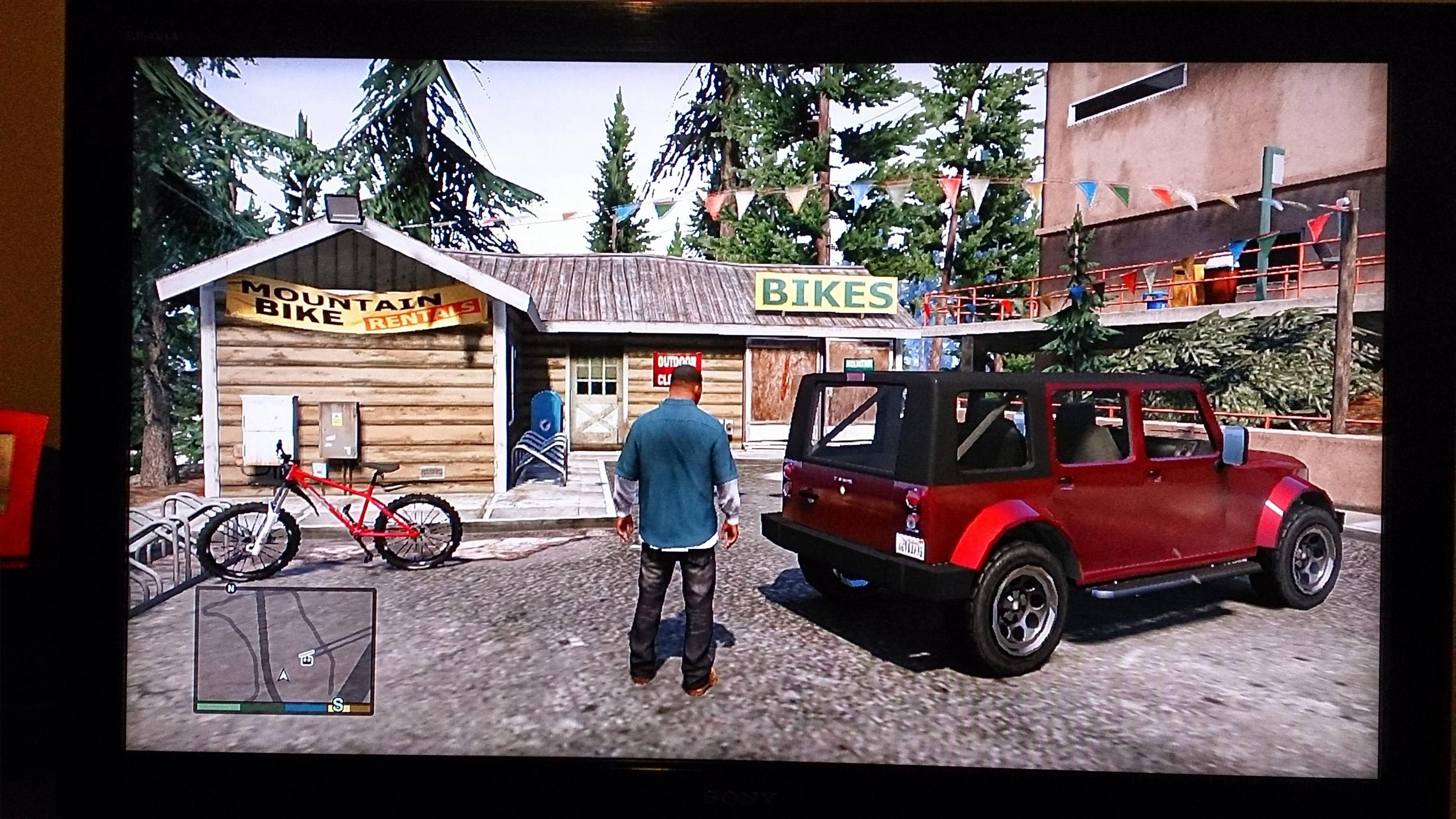 How To Customize Bmx Bike Colors After Patch 1 46 Gta Online Youtube