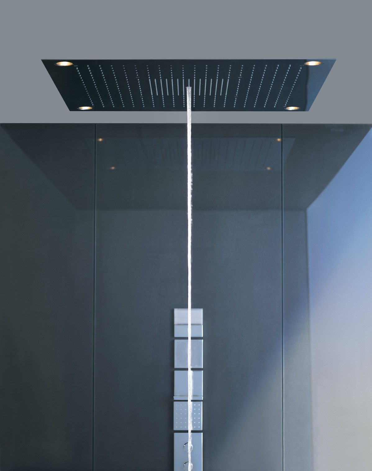 Hansgrohe Axor Stark Shower Collection | Hansgrohe | Pinterest