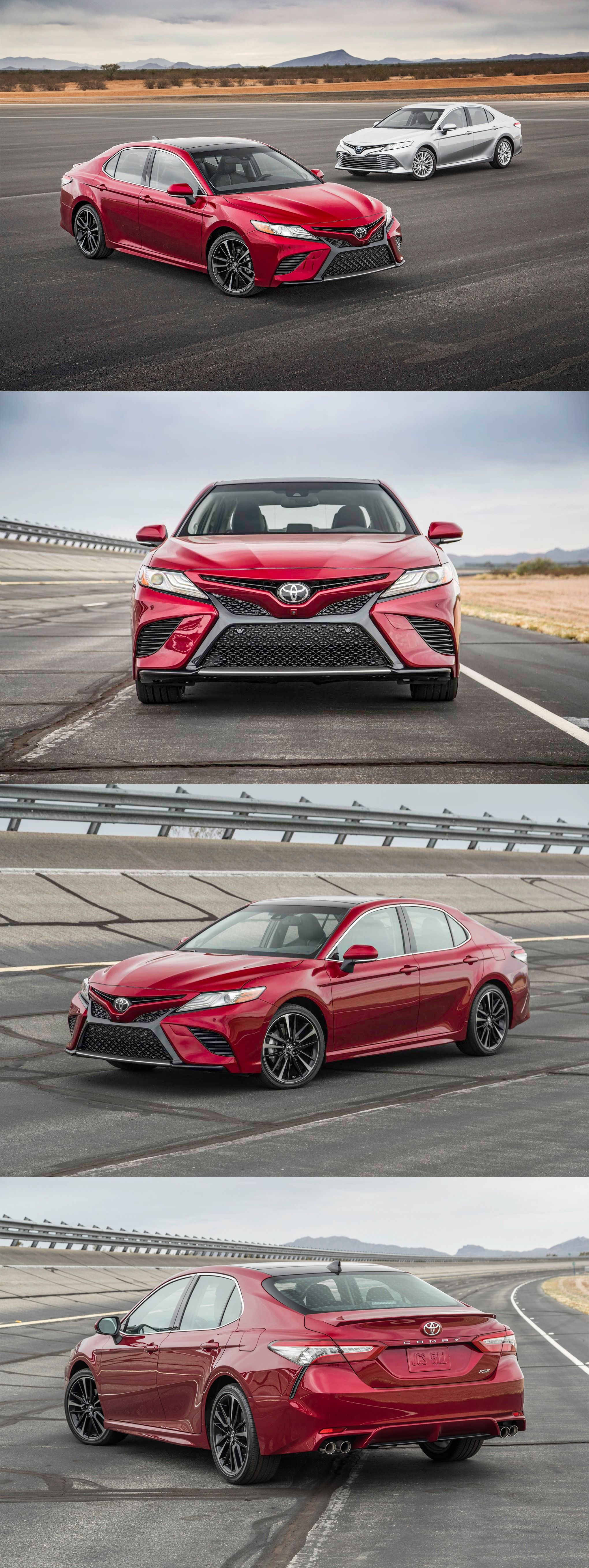 all new camry india launch the commercial bound next gen toyota unveiled in japan