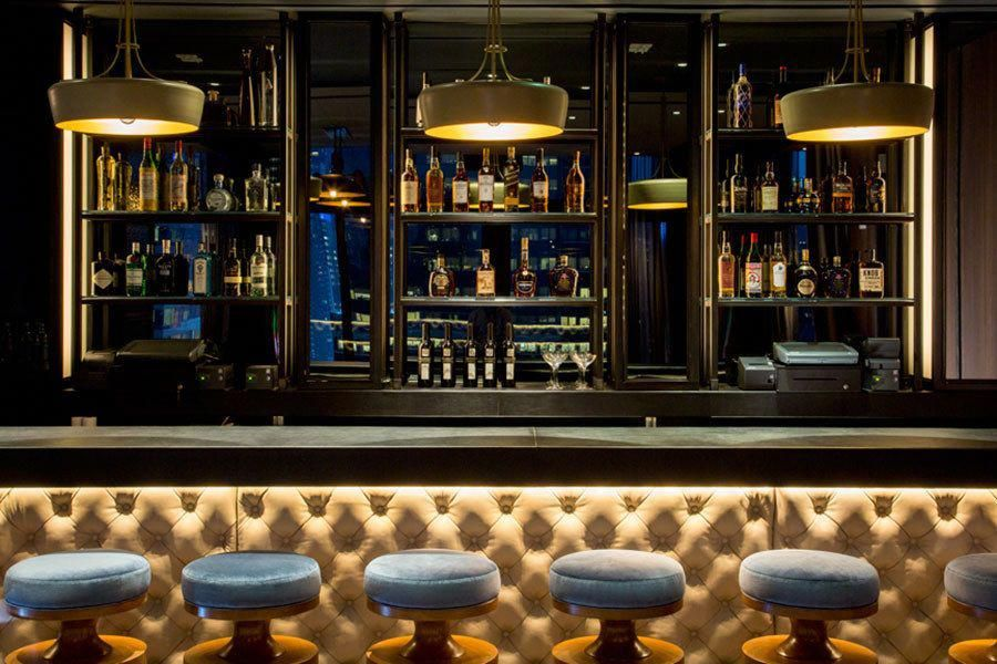 Luxury Home Bar Interior (With images) Luxury bar
