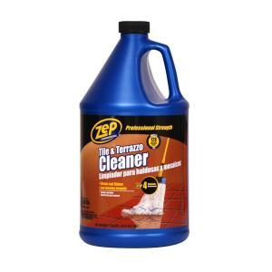 Zep 1 Gal Tile Terrazzo Cleaner This Is The Best And Grout