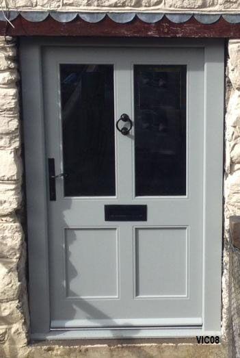 Victorian front doors, Georgian, Regency, Edwardian Doors, London ...