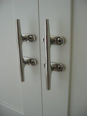 215 Ash Lane: Door knobs and drawer pulls   Nautical Decor ...