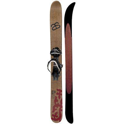 ALTAI SKIS Hok Skis, Universal Binding - Eastern Mountain