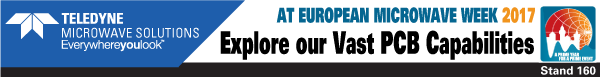 At Eumw Week Stand 160 Visit Your One Stop Shop For Manufacture Assembly Test Of Complex High Performance Pcbs Http Www Teledy Solutions Development Custom