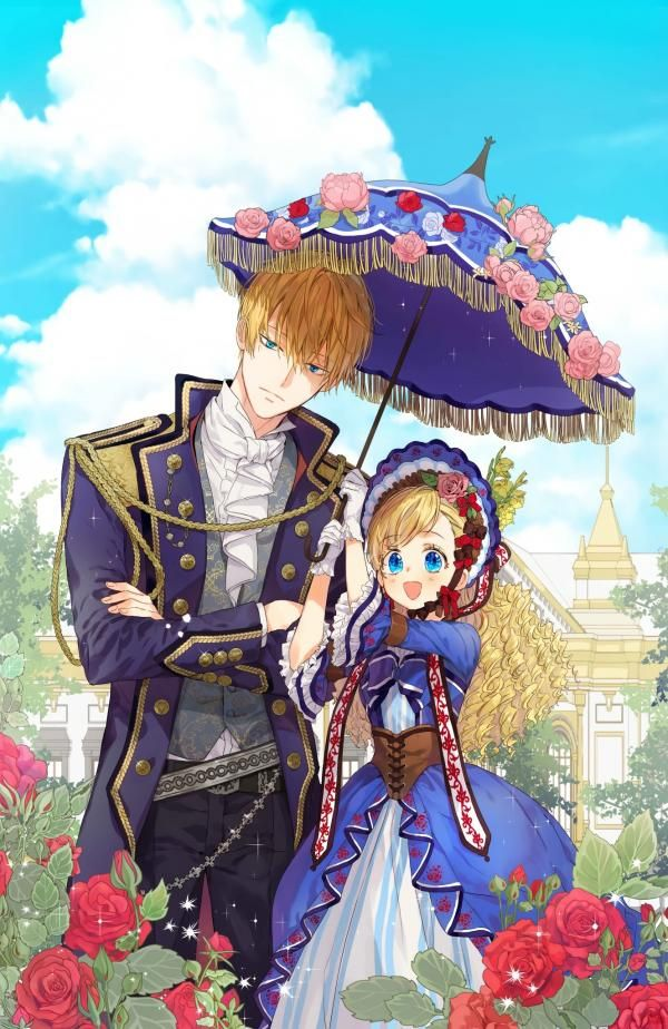 Who Made Me a Princess Manga การวาดคาแรคเตอร์, ตัวละคร