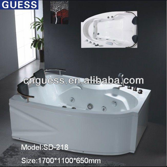 Luxury two headrest bathtub (SD-218), View bathtub, GUESS Product ...