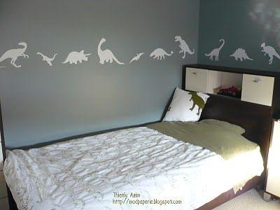 Mod Paperie My Son S Dinosaur Room Dinosaur Room Dinosaur Room Decor Themed Kids Room