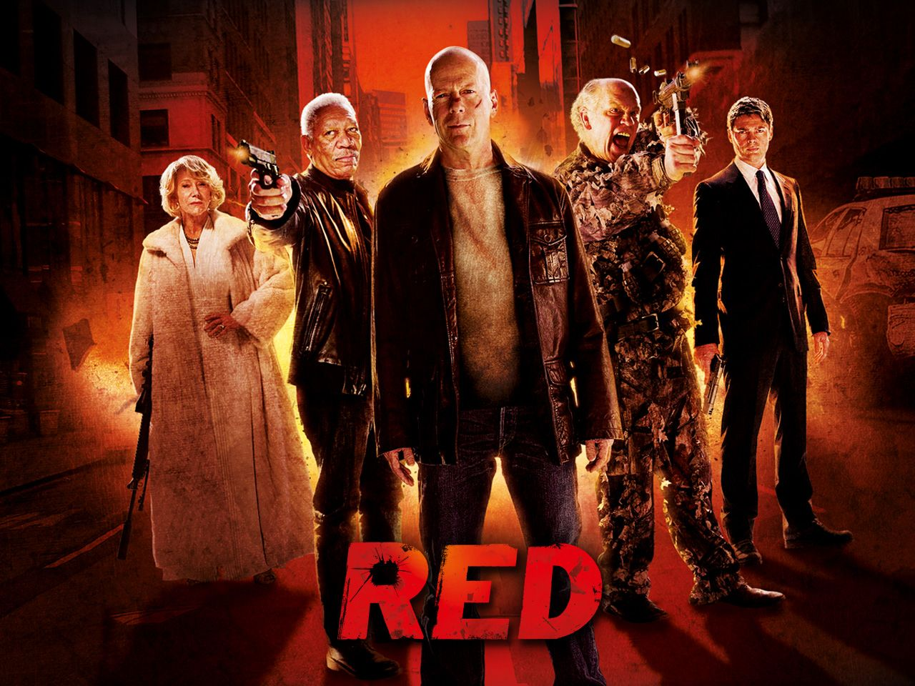 Red Movie Bruce Willis Red Bruce Willis Wallpapers Cinecomics Fr