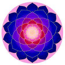 Mandalas Imagenes Buscar Con Google Mandala Art Mandala Relaxing Art