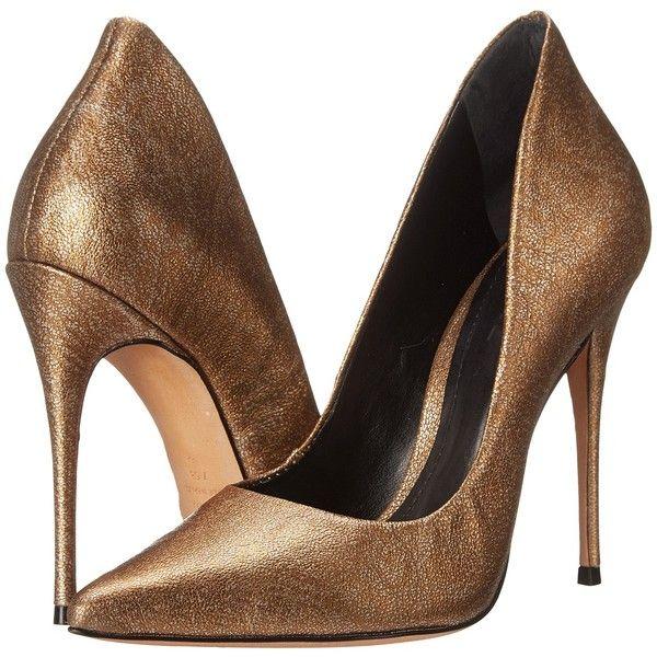 Schutz Kevelin (Bronze/Aco) High Heels