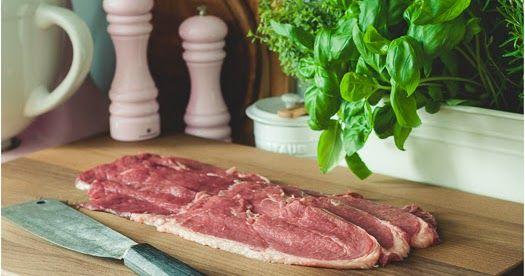 Beef Jerky aus dem Dörrautomaten