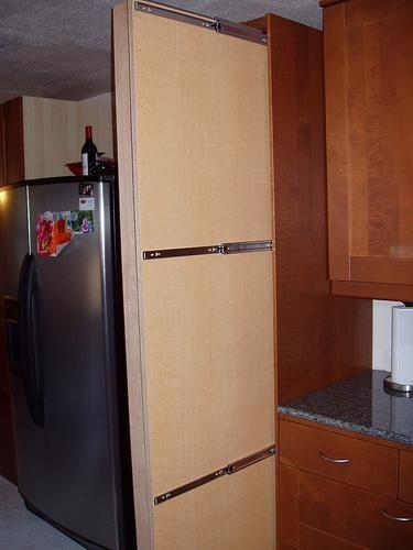 4 Closet Back Side Broom Closet Broom Storage Design My Kitchen