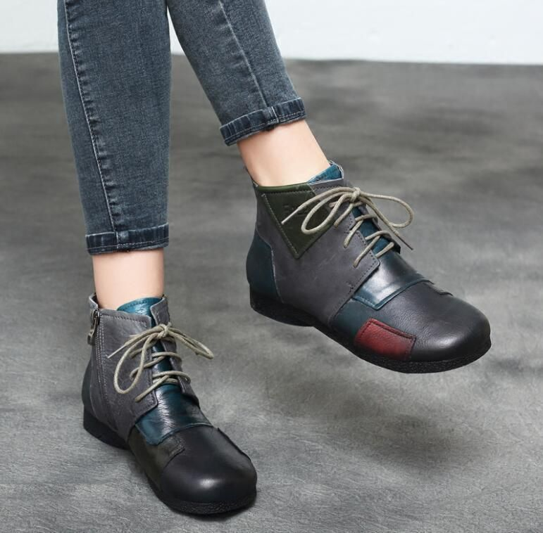 Pin On Handmade Retro Shoes