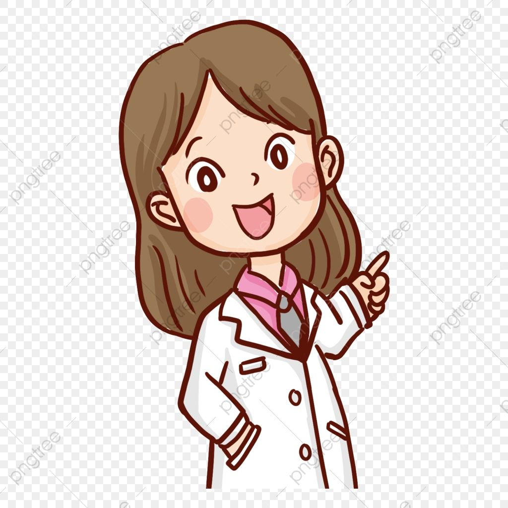 Cartoon Female Doctor Character Free Material Doctor Clipart Community Helpers Cute Girl Png Transparent Clipart Image And Psd File For Free Download Female Doctor Cartoon Clip Art Girl Cartoon Characters
