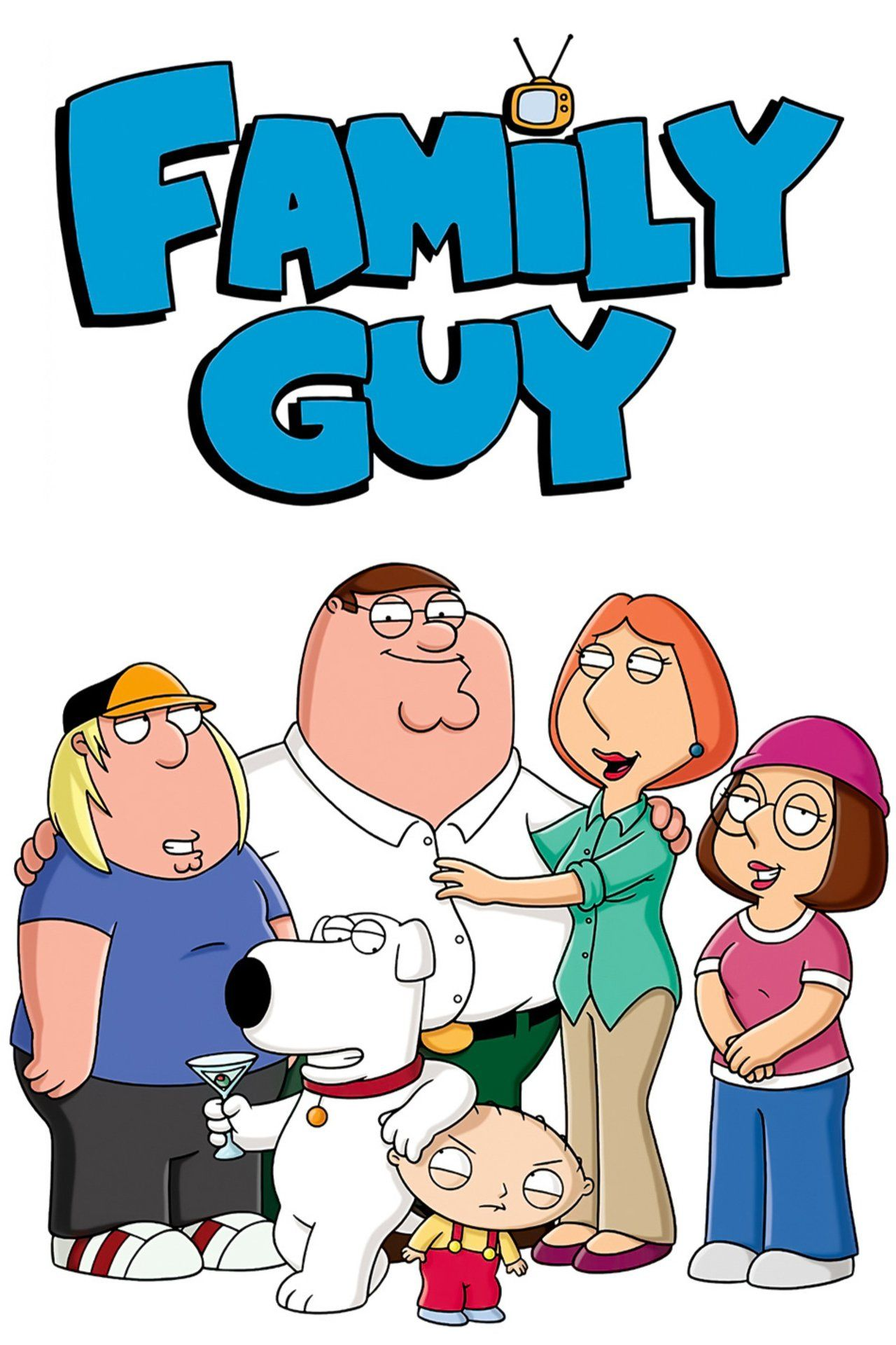 Peter Griffin Is The Father Of This Not Quite So Average Family