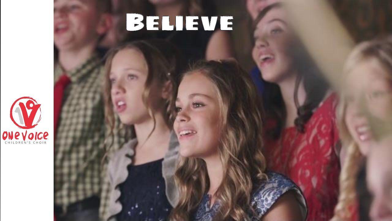 Believe\