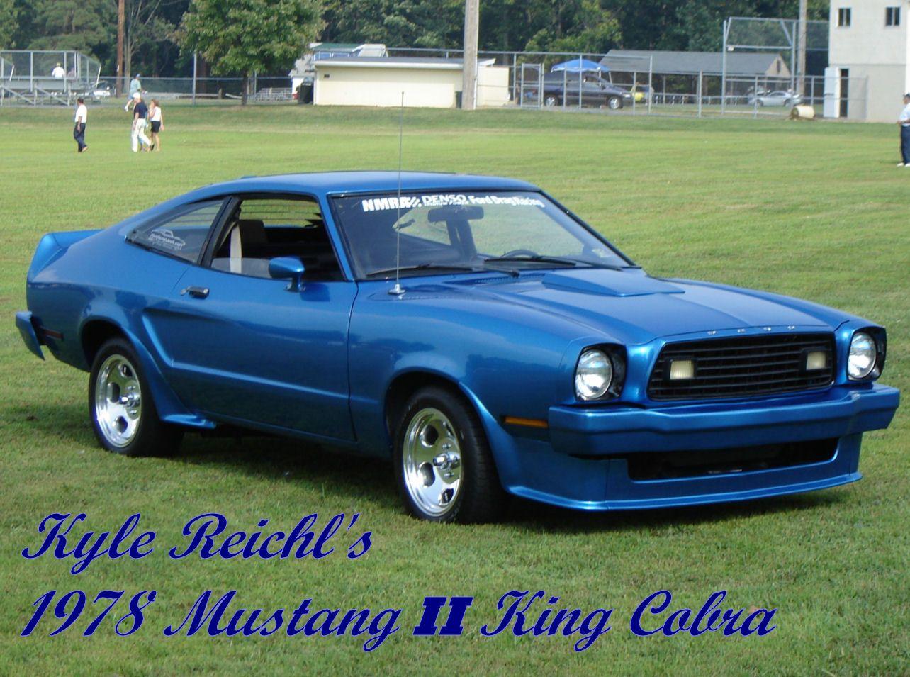 1978 ford mustang ii king cobra cars trucks pinterest king cobra king and ford mustangs. Black Bedroom Furniture Sets. Home Design Ideas