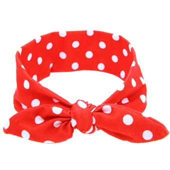 15fd3f46813 Kids Flower Floral Hairband Turban Rabbit Bowknot Headband Headwear Hair  Band Accessories kt-060