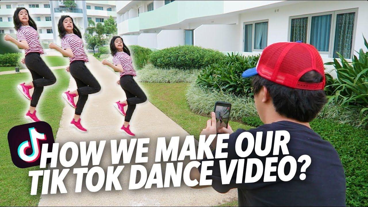 Tik Tok Dance Day Challenge Tutorial Ranz And Niana Dance Videos Dancing Day Dance