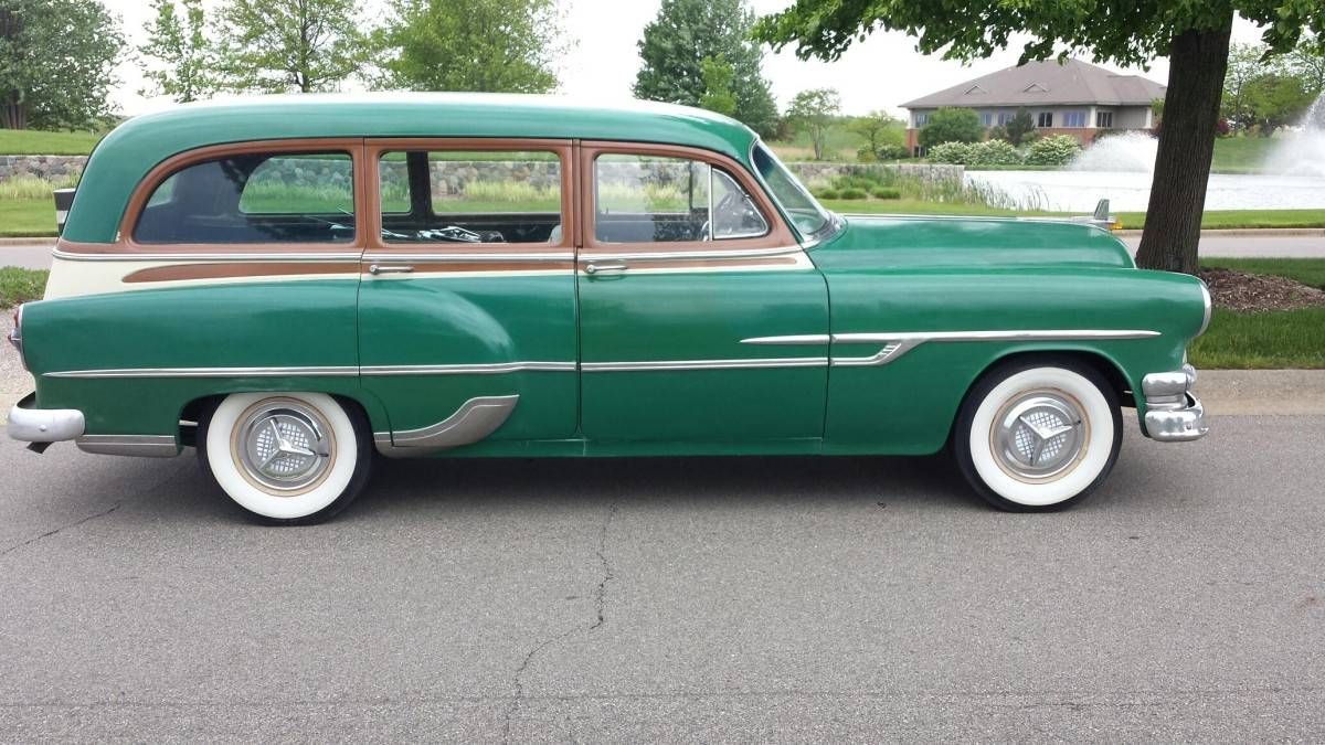 1953 Pontiac Chieftain | Old Rides 5 | Pinterest | Vehicle and Cars