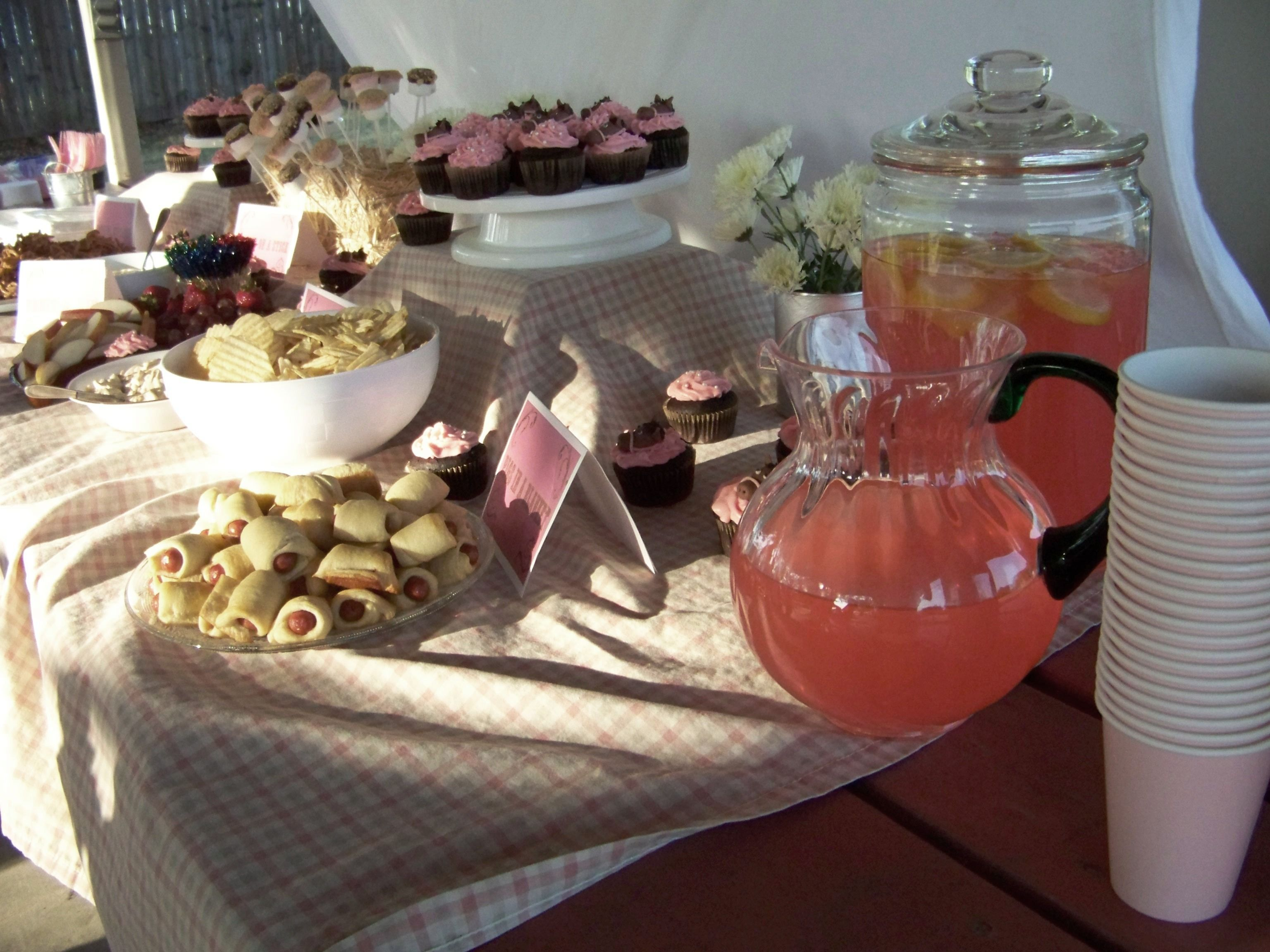 cowgirl party food ideas