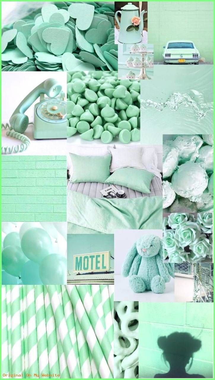 Green-blue wallpaper by PaletaDeLimon - e7 - Free on ZEDGE™