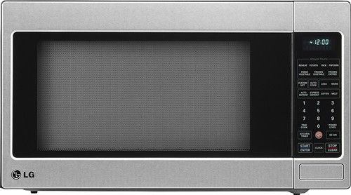 I Like This From Best Buy Stainless Steel Microwave Countertop
