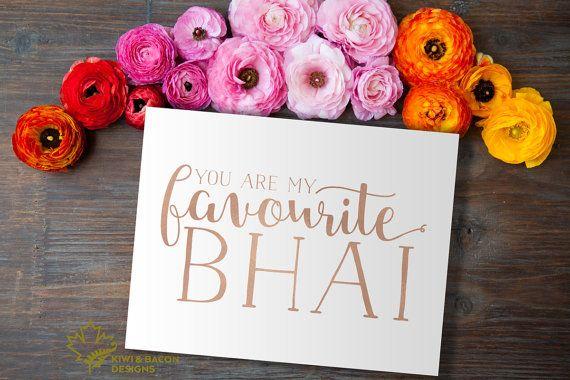 picture about Raksha Bandhan Printable Cards referred to as Indian Raksha Bandhan Greeting Card Printable - Preferred