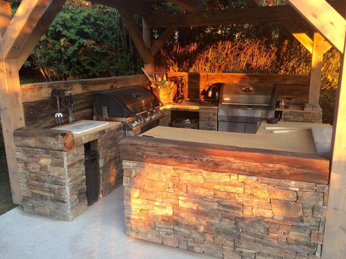 Outdoor Küche Gartenhaus : Outdoor küche gartenhaus outdoor küche mit großer terrasse remo