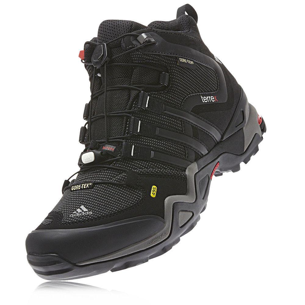 Adidas Terrex Fast X Mid Gore Tex Walking Boots