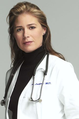 Maura tierney as abby lockhart