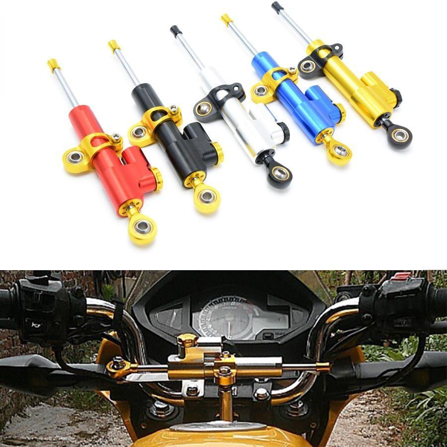 medium resolution of universal motorcycle damper steering stabilizer moto linear safety control for bmw k1200r sport r1200s r1200s r1150rt abs f650cs