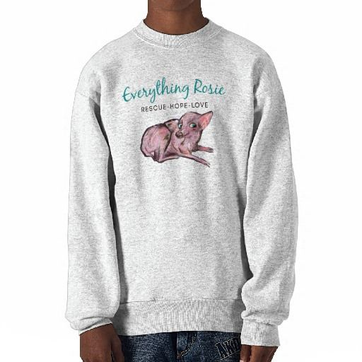 Everything Rosie Pullover Sweatshirts