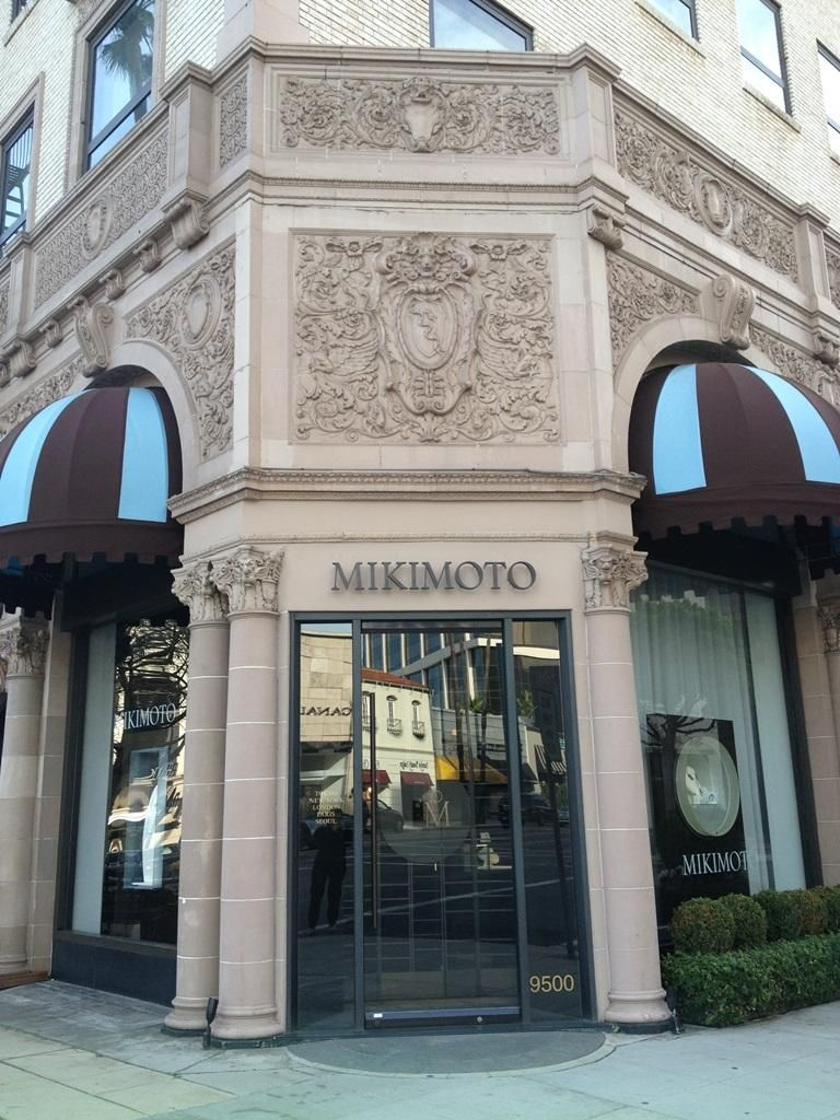 Mikimoto The Beverly Wilshire Four Seasons Hotel 9500