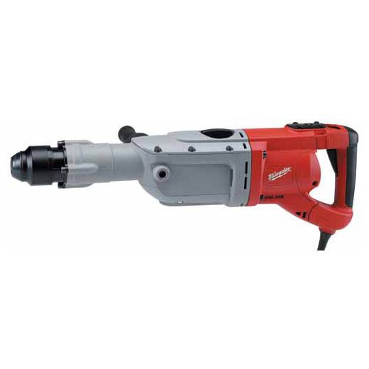 Milwaukee 2 Sds Max Rotary Hammer Large Electric Hammer Used For Drilling Large Holes Or Breaking Concrete And Asph Milwaukee Milwaukee Tools Electric Hammer